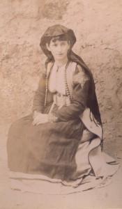 Gabriella von Lachmann. Crnogorska odjeća.