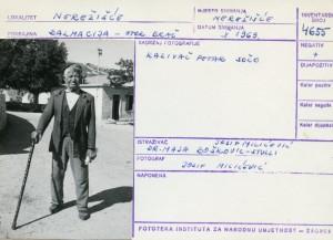 Narodne pripovijetke i predaje otoka Brača, 1969. Kazivač Petar Sočo.