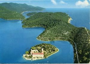 Mljet - Veliko jezero