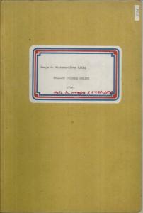 Folklor Požeške doline, 1970., sv. I. - note