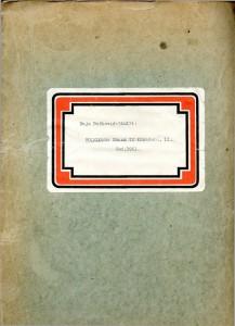 Folklorna građa iz Konavala 2, 1961.