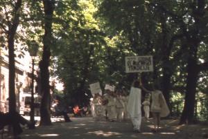 Ophodi maturanata u Zagrebu.