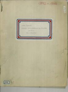 Hrvatske pučke popijevke iz Podravine, (ONŽO NZ 23 a, b, c, d), sv. I.- III., 1927- 1938, 1951.