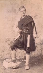 Fotografije nošnji. Crnogorac; i na sl. 55328..