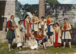 Crnogorska narodna nošnja