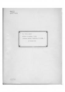 Pjesme iz Korduna i Like (Smotra kulturno umjetničkih društava 1950. u Karlovcu).
