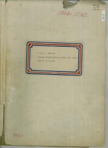 Pjesme dalmatinske iz Boke, (ONŽO NZ 82), 1907.