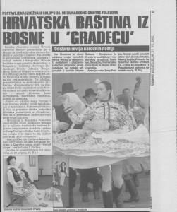 Hrvatska baština iz Bosne u