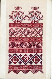 Jugoslavenaski ornamenti narodnog veziva
