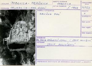 Etnološka i folklorna građa otoka Brača, 1969.: Krušna peć.