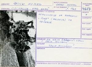 Narodne pripovijetke i predaje otoka Brača, 1969.: Dogonjenje na magarcu