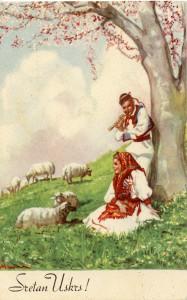 Blagdanska čestitka