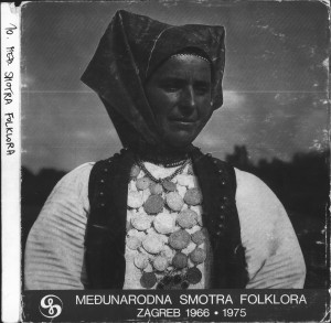 10. Međunarodna smotra folklora : programi Međunarodne smotre folklora