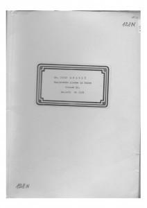 Bunjevačke pjesme iz Bačke, sv. IX., 1952.