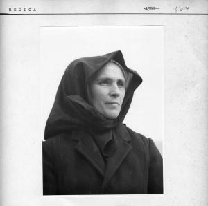 Portret žene.