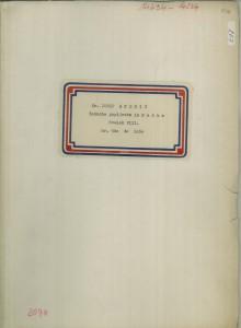 Šokačke popijevke iz Bačke, sv. VIII., 1955, (ONŽO NZ 70a-i),