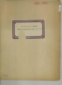 Narodne popijevke iz Vrboske na otoku Hvaru, 1956.