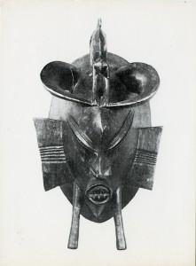 Afrička umjetnost. Obredni predmeti.
