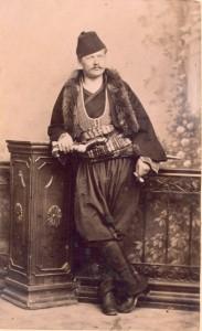 Fotografije nošnji. Hercegovac; i na sl. 55267.