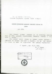 Zbornik hrvatskin narodnih pobožnih pjesama iz Sinja, 1954. sv. I. - III, (ONŽO NZ 108), 1929- 1953.
