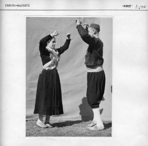 Linđo - ples.