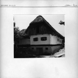 Zagorska kuća.