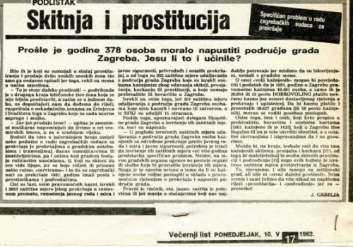 Prostitucija (hemeroteka)