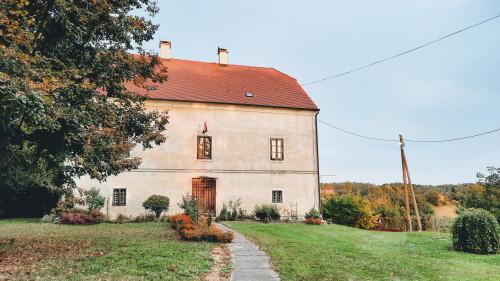 Barokni župni dvor, Belec