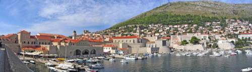 15th International Ethnological Food Research Conference: Mediterranean Food and It's Influence Abroad, Dubrovnik, 27. rujan - 3. listopad 2004.: Panorama Dubrovnika