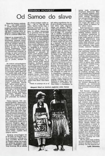 Od Samoe do slave