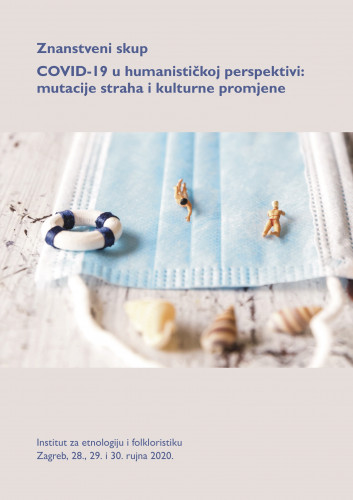 """Godišnji skup IEF-a """"Covid-19 u humanističkoj perspektivi: mutacije straha i kulturne promjene"""", IEF, Zagreb, 28. - 30.9.2020. (2): Mojca Ramšak: Koronajezik v Sloveniji"""