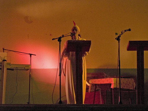 Karneval. Selca, ožujak, 2006.
