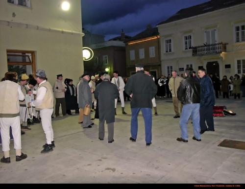 Karneval. 2005.: Mlada Mesopustova, Novi Vinodolski