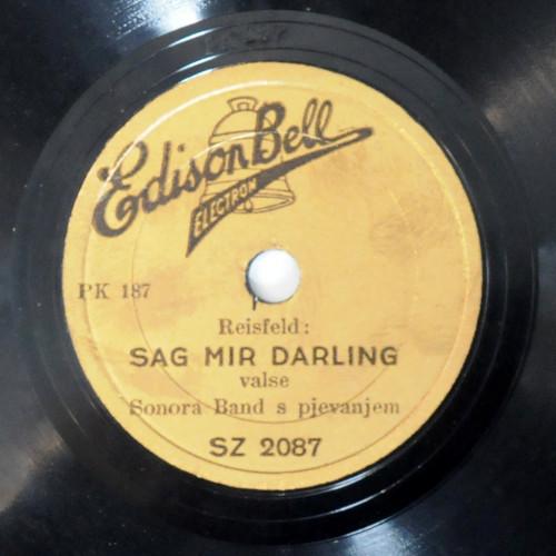 Sag mir darling