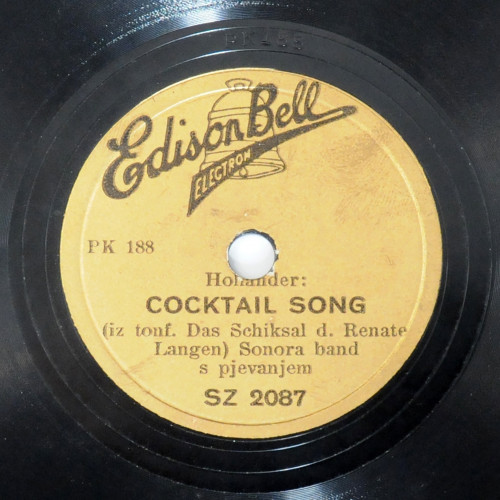 Cocktail song