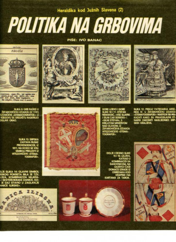 Heraldika kod Južnih Slavena (2)