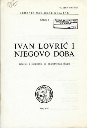 Položaj žene u Lovrićevim zapisima i danas