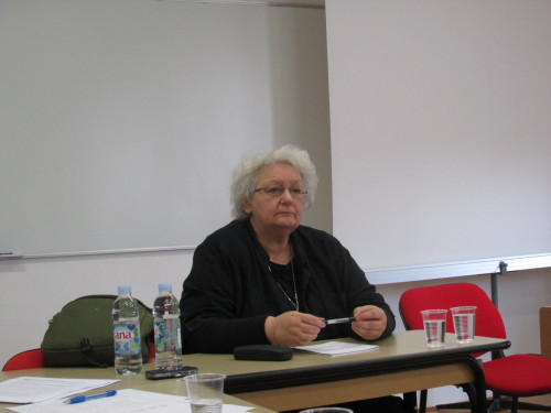 Feminisms in a Transnational Perspective 2016: Reclaiming the Future. Feminist Engagements for the 21st Century. Svetlana Slapšak