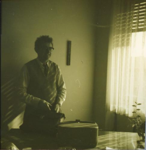Dr. Jerko Bezić u Institutu, 1971.