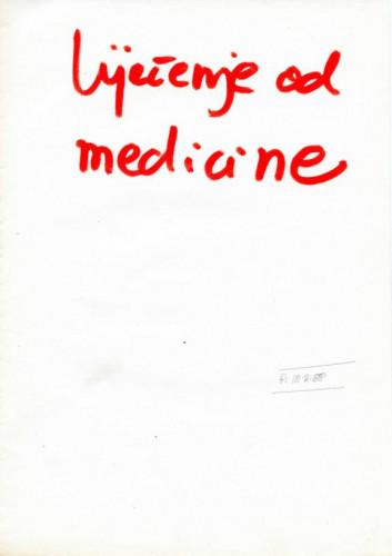Liječenje od medicine