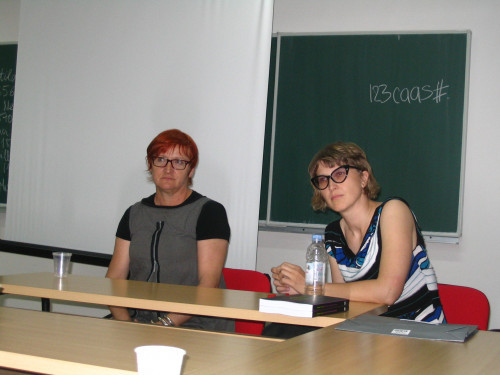 Feminisms in a Transnational Perspective 2011: Women Narrating Their Lives and Actions. Rada Borić i Jasmila Žbanić