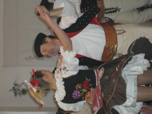 Glazba i ples nacionalnih manjina u Hrvatskoj:KUD