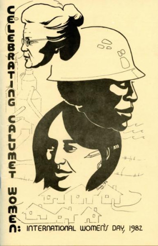 Celebrating Calumet Woman: International Women's Day 1982.