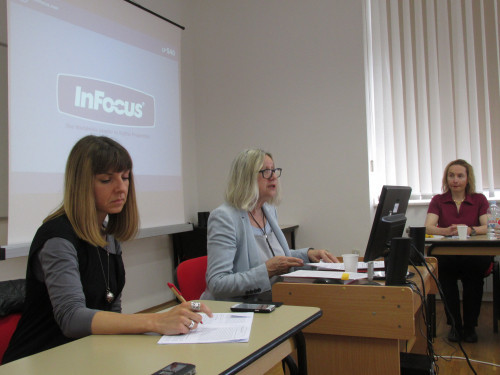 Feminisms in a Transnational Perspective 2016: Reclaiming the Future. Feminist Engagements for the 21st Century. Biljana Kašić