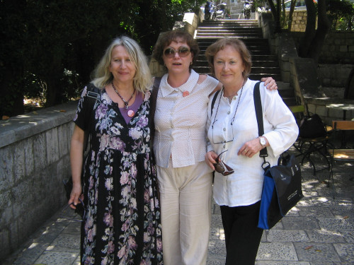 Feminisms in a Transnational Perspective 2008: Voicing Feminist Concerns. Biljana Kašić, Iva Grgić i Melita Richter