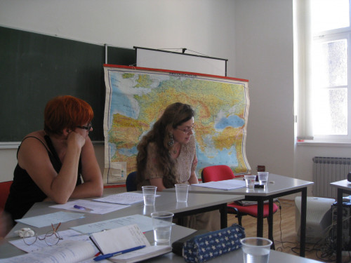 Feminisms in a Transnational Perspective 2009: Spirituality, Religiosity and Secular Lives: Feminist Challenges for Theory and Practice. Rada Borić i Simona Delić