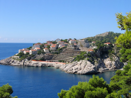 15th International Ethnological Food Research Conference: Mediteranean Food and It's Influence Abroad, Dubrovnik, 27. rujan - 3. listopad 2004.: Pogled na Hotel Rixos