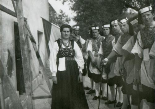 Folklor otoka Korčule, 1959. i 1960.