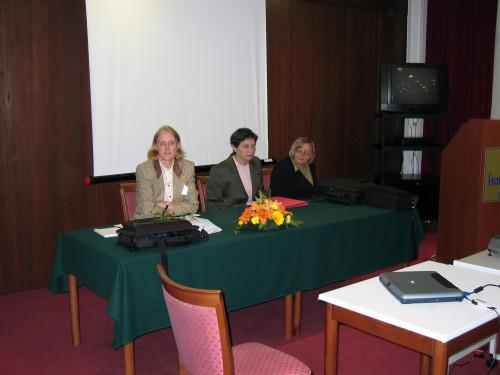 15th International Ethnological Food Research Conference: Mediterranean Food and It's Influence Abroad, Dubrovnik, 27. rujan - 3. listopad 2004.: Patricia Lysaght, Mirjana Randić i Nives Rittig-Beljak