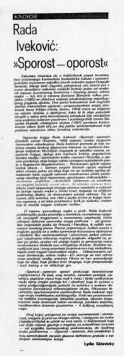 Rada Iveković: